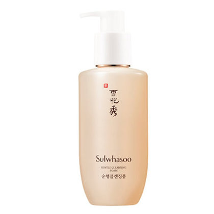 Sulwhasoo Gentle Cleansing Foam 順行洗面新版 200ML