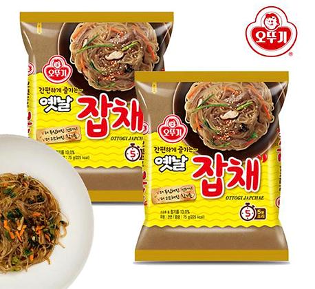 韓國OTTOGI 不倒翁炒粉絲75g