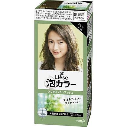 Liese Prettia 泡泡染髮劑 (英式灰棕色)