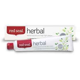 Red Seal 草本牙膏Herbal Toothpaste 110G