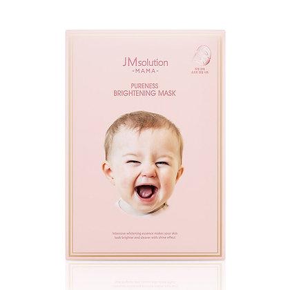 JM媽媽純凈美白面膜