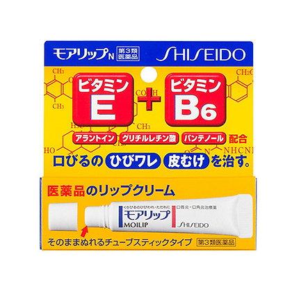 SHISEIDO MOILIP唇部B6修复護唇膏 8G