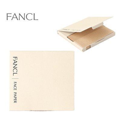 Fancl 吸油紙100片 X3