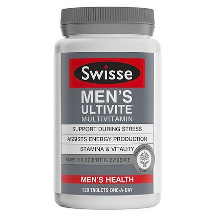 Swisse Men's Ultivite 男士維他命