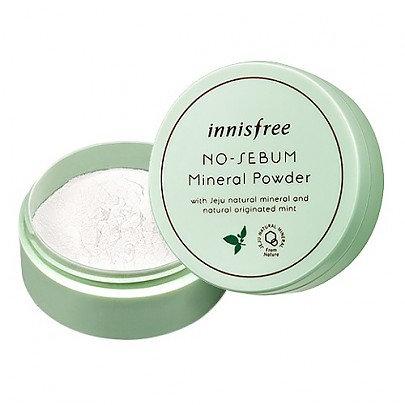 Innisfree 散粉 No-Sebum Mineral Powder
