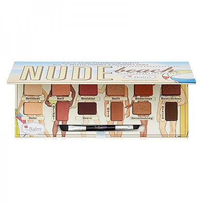 The Balm Nude Beach Eyeshadow Palette 眼影盤
