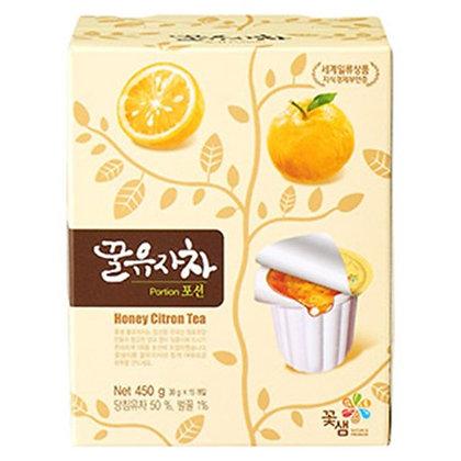 花泉 韓國蜂蜜柚子茶 30g x 15 粒