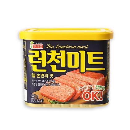 樂天韓國午餐肉 340克