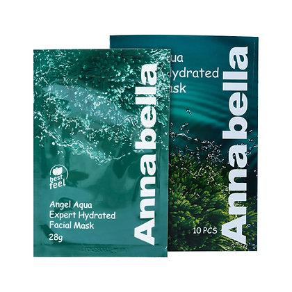 Annabella Angel Aqua Expert Hydrated Facial Mask 海藻面膜