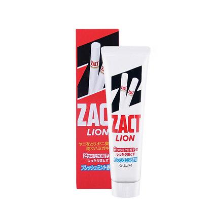 獅王ZACT牙膏