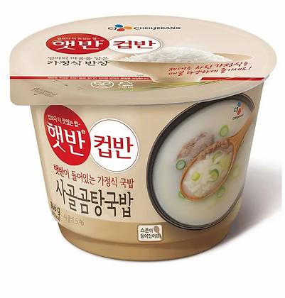 韓國  CJ Beef Bone Soup Rice 牛骨湯飯(166g)