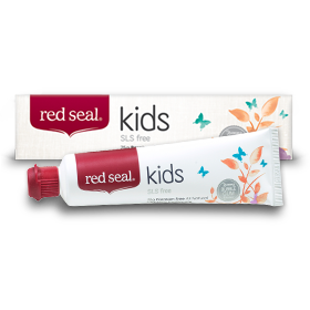 Red Seal  紅印牌天然兒童牙膏