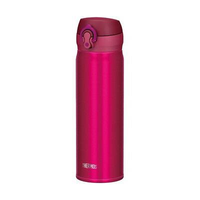 Thermos 保溫瓶 JNL-503 桃紅色 500ML