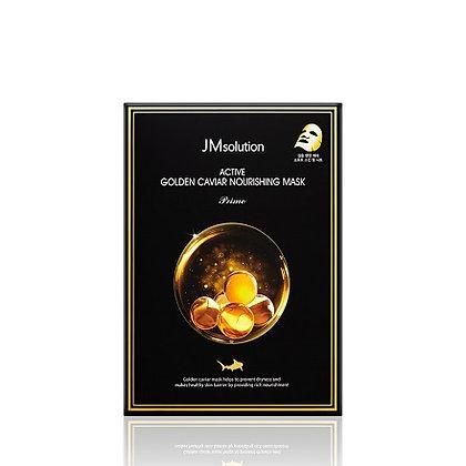 JMsolution  黃金魚子醬緊緻滋養面膜