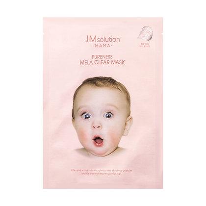JM媽媽純凈提亮淡斑面膜