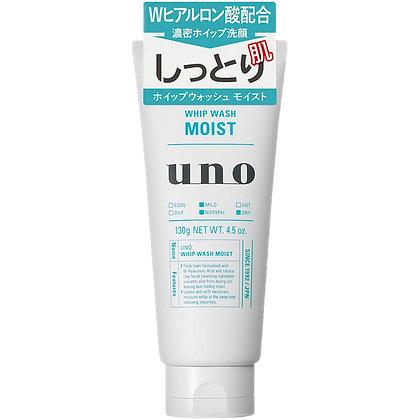 UNO Whip Wash Moist 130g  綠色