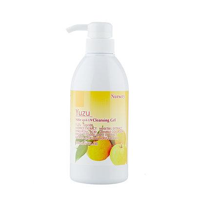 Yuzu Make Up Cleansing Gel 柚子卸妝 500ML