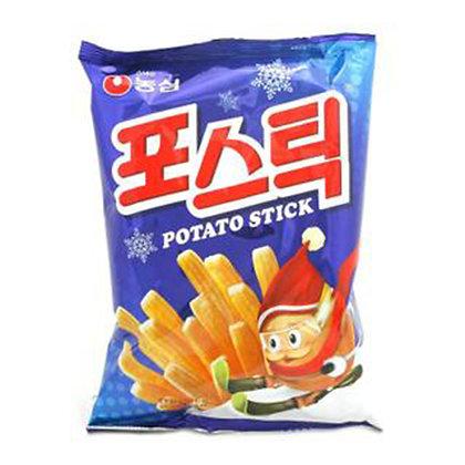 農心薯條 84g