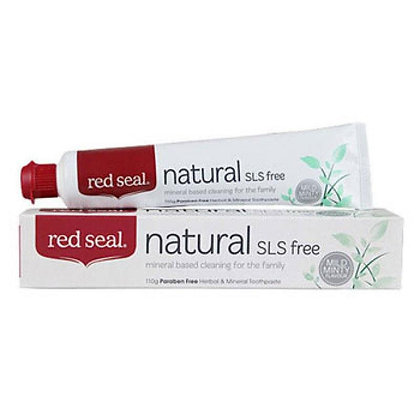 Red seal 礦物質牙膏Natural Toothpaste 100g