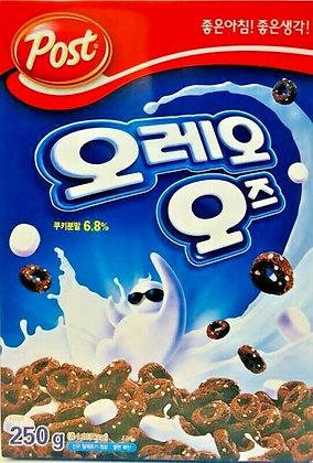 Dongsuh Post Oreo 棉花糖朱古力甜甜圈250g