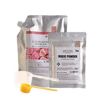 Medi-Peel Royal Rose Modeling 玫瑰軟膜1000G + 軟膜粉100G
