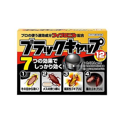 日本製 EARTH 殺滅蟑螂藥餌 (24g x 12個)