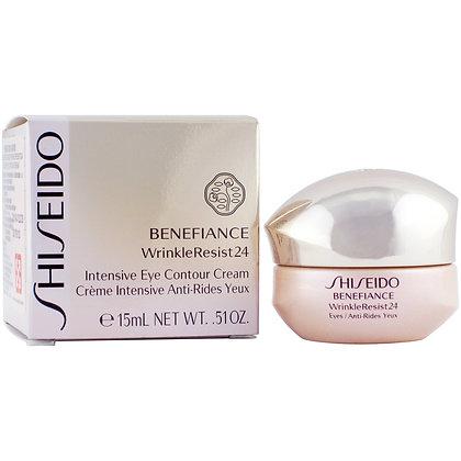 Shiseido 抗皺24無痕眼霜Benefiance Intensive Eye Contour Cream