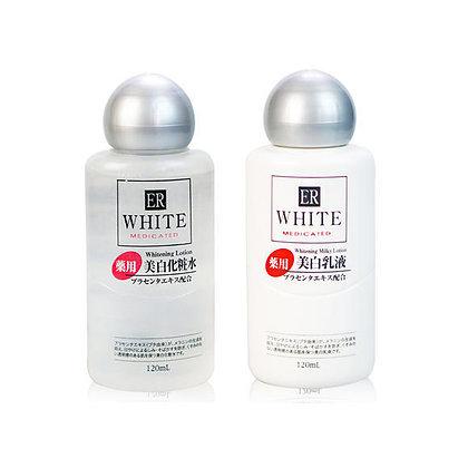 大創美白化粧水/乳