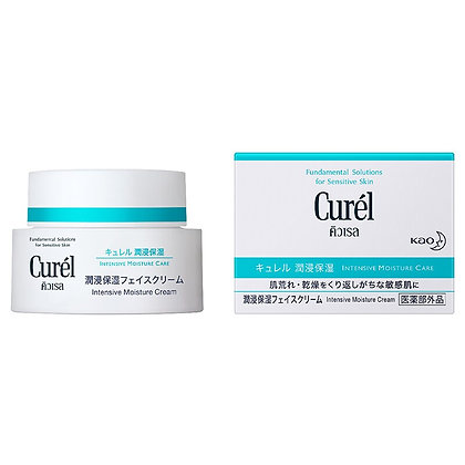 Curel Intensive Moisture Care 40g珂潤保濕面霜