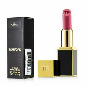 Tom Ford Lip Color Rouge A Levres # 08 FLAMINGO