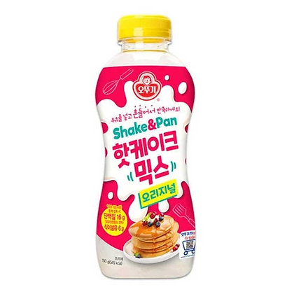 不倒翁 原味熱香餅粉 Ottogi Shake & Pan Hot Cake Mix Original 150g
