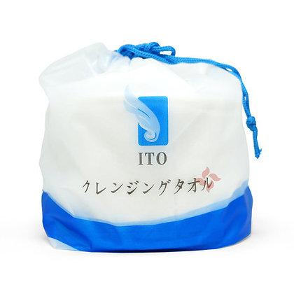 日本 ITO袋裝洗臉巾 80片