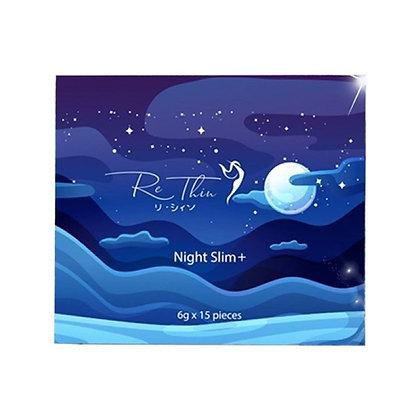 Re Thin Night Slim (瞓住瘦)3盒優惠價