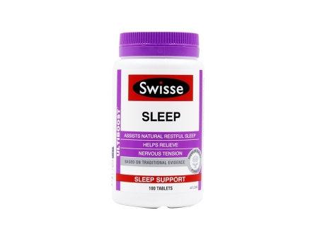 Swisse Sleep Support 100 tablets 睡眠片