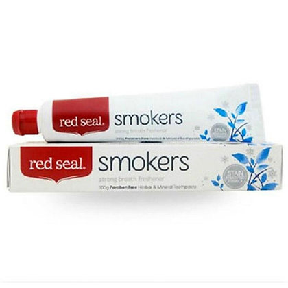 Red Seal 去煙牙膏 Smokers Toothpaste 100g