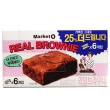 Market O - 布朗尼朱古力蛋糕 120g