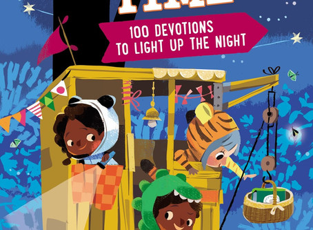 PJ Time 100 Devotions to Light Up the Night