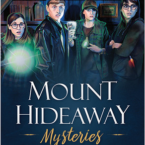 Mount Hideaway Mysteries Explores Adventure and the Faith Journey