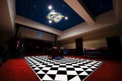 Spokane Freemasons Blue Room