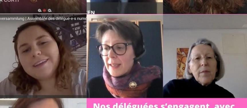 Resolution Femmes* socialistes - Intervention AD
