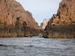 Kayaking Patagonia Austral Marine National Park Bustamante Bay.JPG
