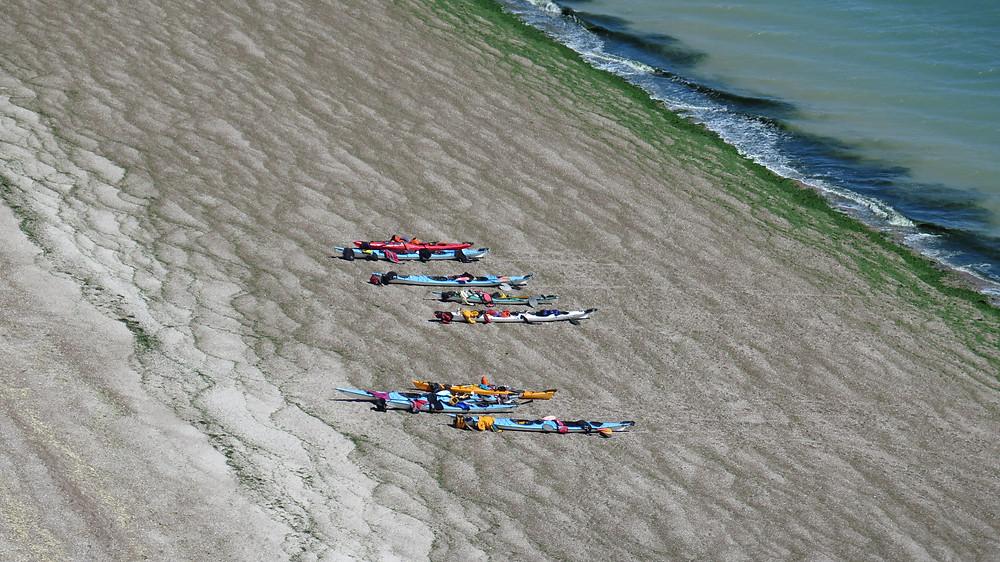 Salidas Diarias en kayak golfo san jose