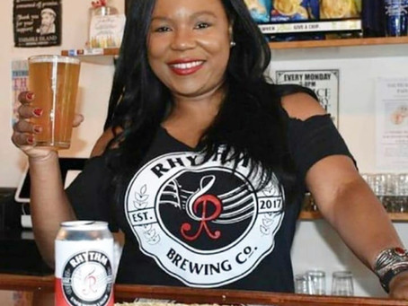 October Business Spotlight: Rhythm Brewing Co.