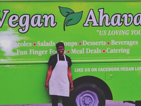 June Business Spotlight: Vegan Ahava