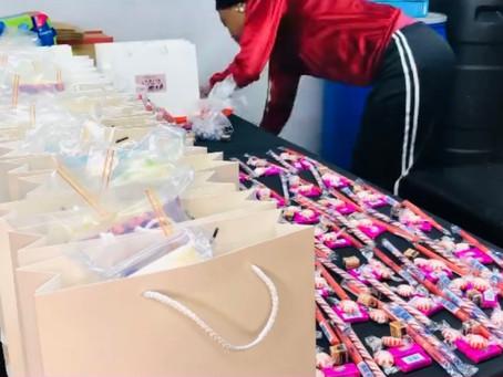 Charity Spotlight: JAC February Hygiene Kits!