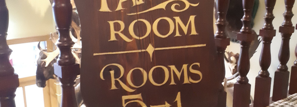 Hotel room directions