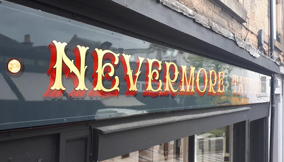 Nevermore Tattoo