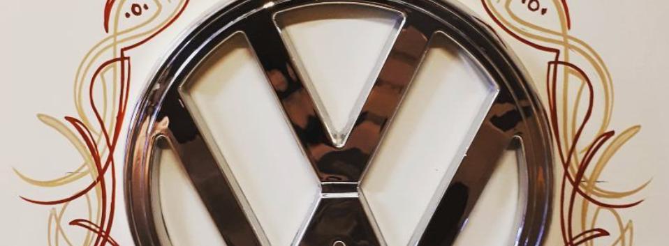 VW Pinstriping
