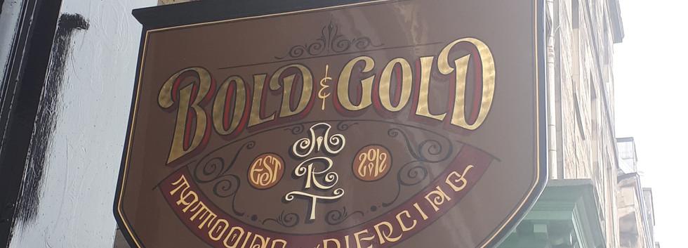 Bold & Gold