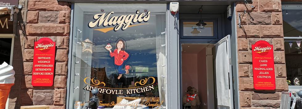 Maggie's